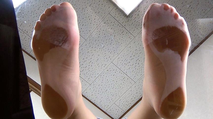 美熟女の足の臭い